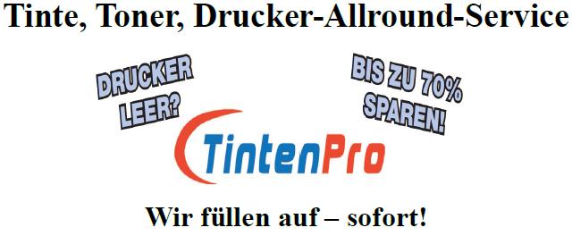 Tintenpro logo